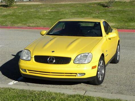 where to buy car manuals 1998 mercedes benz slk class windshield wipe control buy used 1998 mercedes benz slk230 kompressor convertible 2 door 2 3l in sylmar california