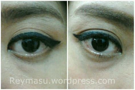Eyeliner Padat Pixy review pixy gel eyeliner reymasu