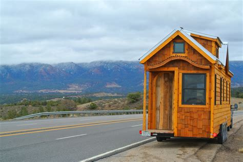 Tiny Houses New Mexico by Custom 30 Foot House