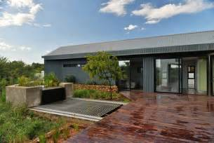 Country Style Cladding - old country barn converted into contemporary home
