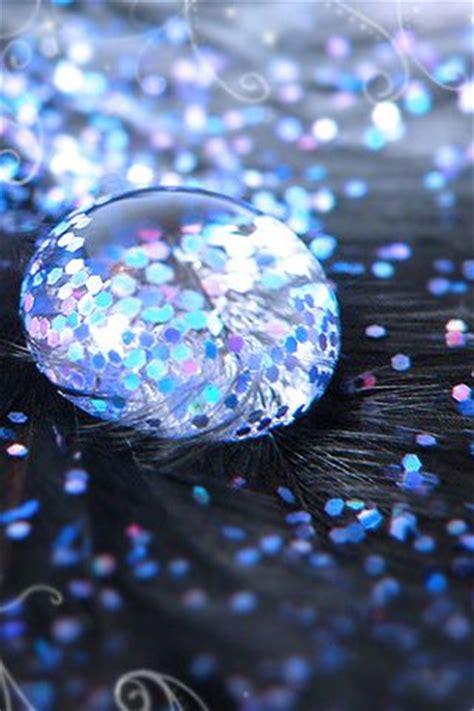 blue glitter drops shades  blue   glitter