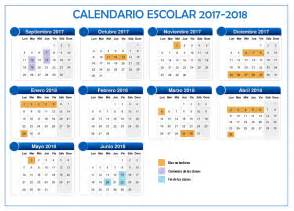 Calendario Escolar Madrid Capital 2017 Calendario Escolar De Zaragoza Para El Curso 2017 2018