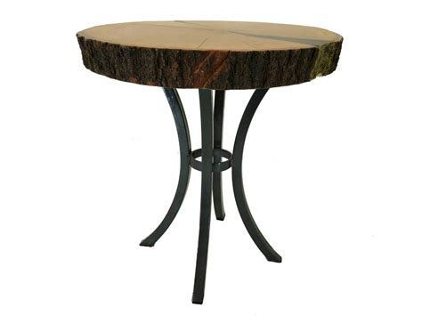 solid oak end tables rustic solid oak end table kyoutbackwoodworking com