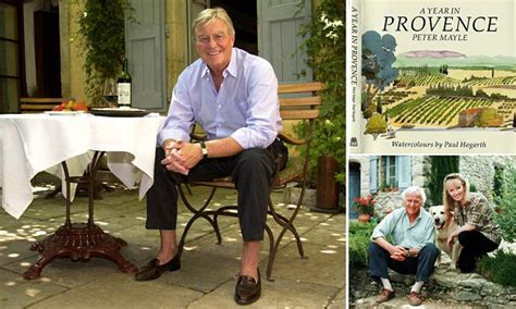 a lifetime in provence mayle who gave ambitious