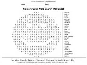 hygiene word searches