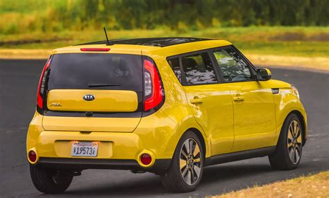 Kia Soul Issues Kia Soul Recalled For Accelerator Pedal Issue 187 Autoguide