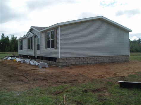 block mobile block skirtingall american homes