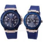 Jam Tangan Wanita Guess Trend Blue harga sarap jam tangan guess u0571l1 karet biru
