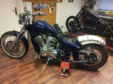 Honda Motorrad Detmold by Ein Hab Ich Noch Vt Heckumbau Garage Builders