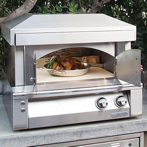 stovetop pizza oven alfresco 30 inch countertop gas outdoor pizza oven