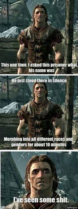 Skyrim Meme - 42 funniest skyrim memes and comics