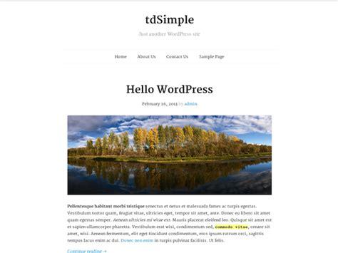 theme blog wordpress simple wordpress theme directory 171 free wordpress themes