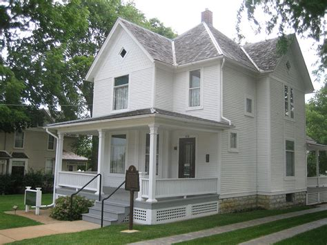 ronald boyhood home simple the