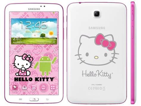 Samsung Galaxy Tab 3 7 0 Hello Edition サムスン ハローキティコラボレーションモデルとなるギャラクシータブレット galaxy tab 3 7 0 hello edition 準備中 gpad