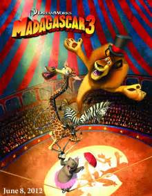 madagascar 3 teaser trailer
