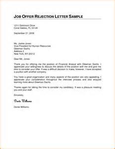 cover letter for offer write cover letter offer letter sle of offer