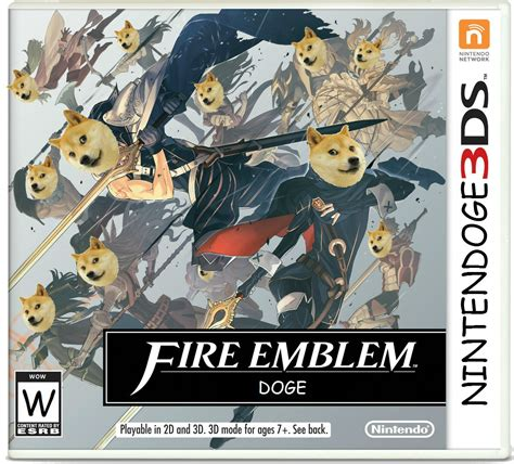 Fire Emblem Memes - fire emblem doge awakening doge know your meme