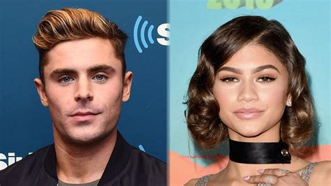 Zac Efron Hires Security Guard by Zac Efron Reveals On Screen With Zendaya Was His