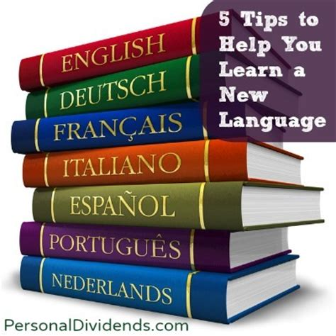 8 Methods To Help You Learn A Language by 5 Tips To Help You Learn A New Language