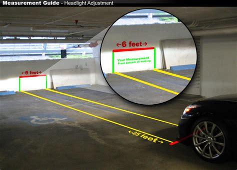 Acura Tl Fog Lights Diy Headlight And Foglight Adjustment Myg37