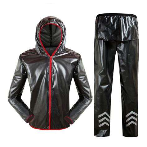 waterproof bike suit portable bike cycling skin jacket coat suit windproof