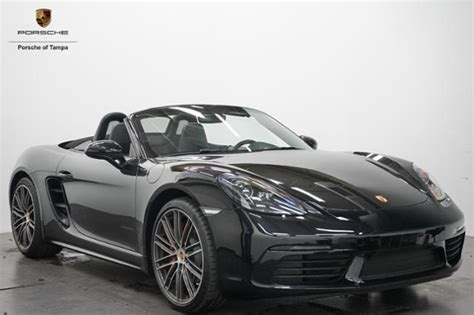 reeves audi service new 2018 porsche 718 boxster s roadster convertible in
