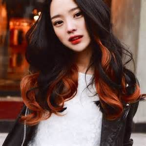 best hair color for asians the best hair colors for asian hair world magazine