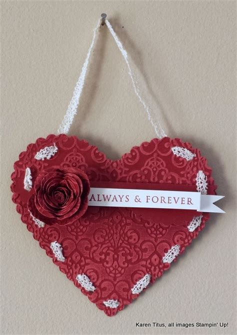 Handmade Hearts Crafts - handmade hearts crafts hearts collection framelits 2