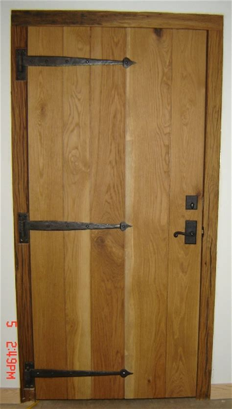 Batten Door by Lake C Architectural Woodcraft