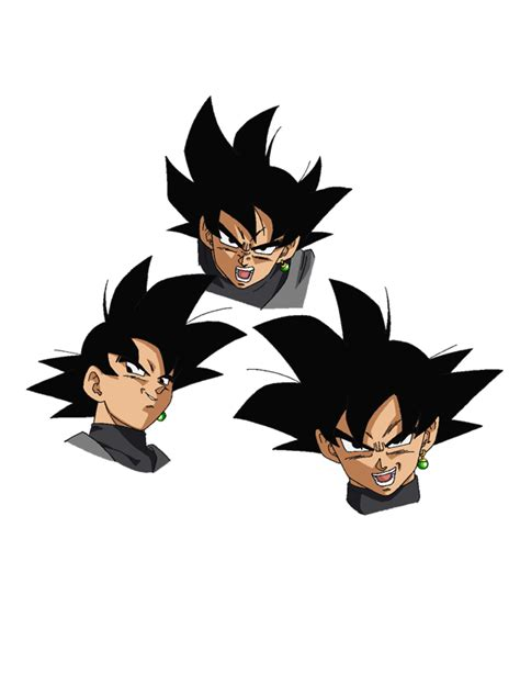 imagenes de goku asustado dragon ball super nouveaux artworks pour black mirai