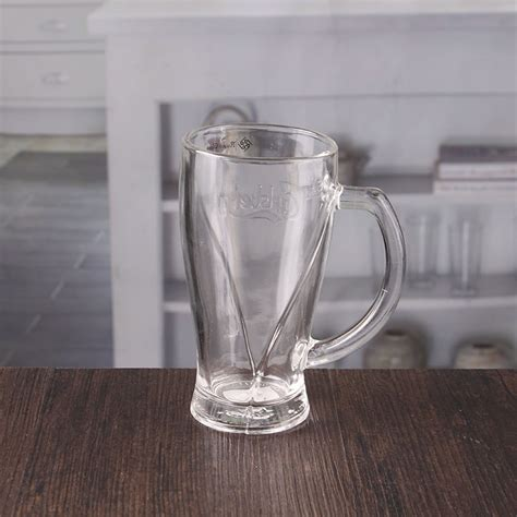 cheap barware glasses 12oz cheap drinking glasses transparent beer glasses with