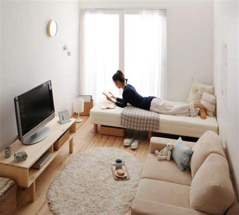 schlafzimmer wohnzimmer gleichzeitig kleines wohnzimmer einrichten eine gro 223 e herausforderung