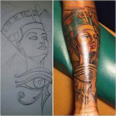 queen nefertiti tattoo meaning pinterest the world s catalog of ideas