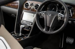 Bentley Gt Interior Bentley Continental Gt Interior Autocar