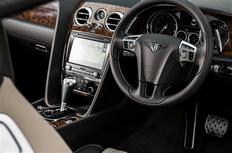 bentley steering wheel at bentley continental gt interior autocar