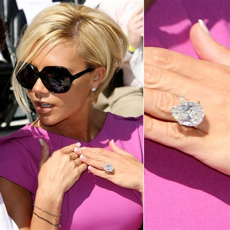 what celebrity engagement ring biggest celebrity engagement rings popsugar celebrity