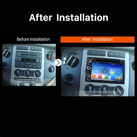 old car manuals online 2007 ford f350 navigation system oem 2004 2009 ford f150 f250 f350 android 8 0 autoradio dvd player gps navigation system with