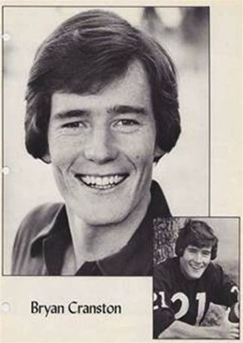 bryan cranston college take a look at bryan cranston s high school yearbook