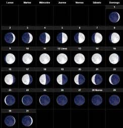 Calendario Octubre 2017 Chile Calendario Lunar Octubre 2017 Esoterismos