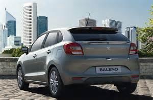 Suzuki Baleno In Pakistan The Motoring World The All New Suzuki Baleno The New