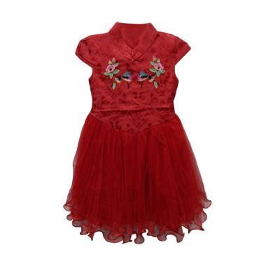 Dress Anak Impor Big Flower Soft Purple Dress Anak Impor jual pakaian baju anak perempuan branded harga bersaing