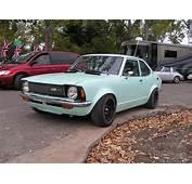 1972 Toyota Corolla SR5  A Rear Wheel Drive