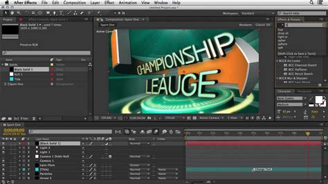 broadcast graphics templates broadcast graphic templates by sternfx v2 sport one