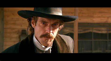 cowboy film wyatt earp dennis quaid s doc holliday in quot wyatt earp quot runs a neck and