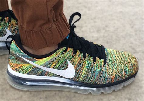 Sepatu Nike Airmax Flyknite 06 nike flyknit air max quot multicolor quot sneakernews