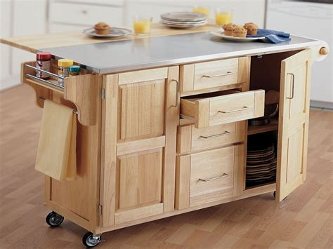 kitchen carts islands walmart kitchen carts kitchen