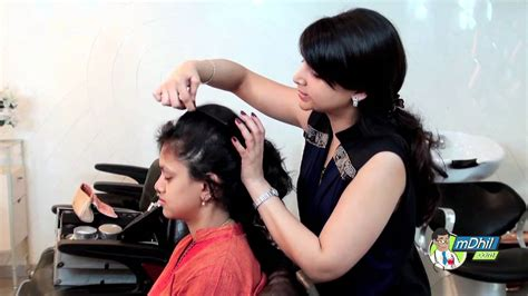 new sri lankan girrls hair styles tamil how to create quick hairstyles for girls youtube