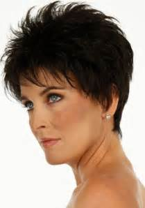 spiked hair with bangs short spiky haircuts and hairstyles for women 2016 very