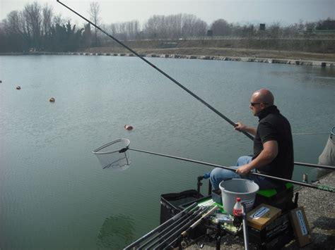 fipsas pavia una splendida giornata di pesca ai laghi fipsas di