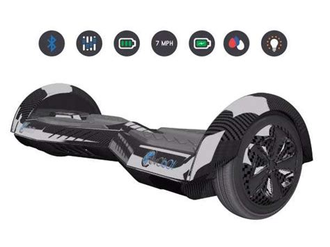 Bor Electric revobot gravity electric scooter board gadgetsin
